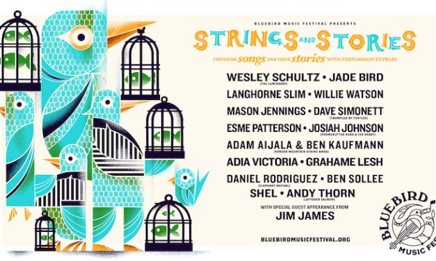 Strings and Stories: A Fundraiser to Support The Bluebird Festival