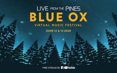 Virtual Blue Ox Music Festival:  Live From the Pines