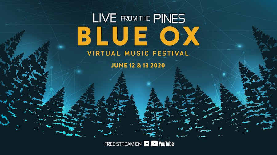 Live From the Pines: Blue Ox Virtual Festival