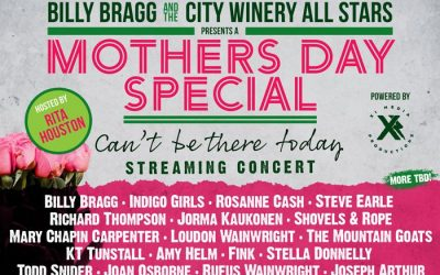 City Winery All-Stars Present a Mother's Day Streaming Concert Special