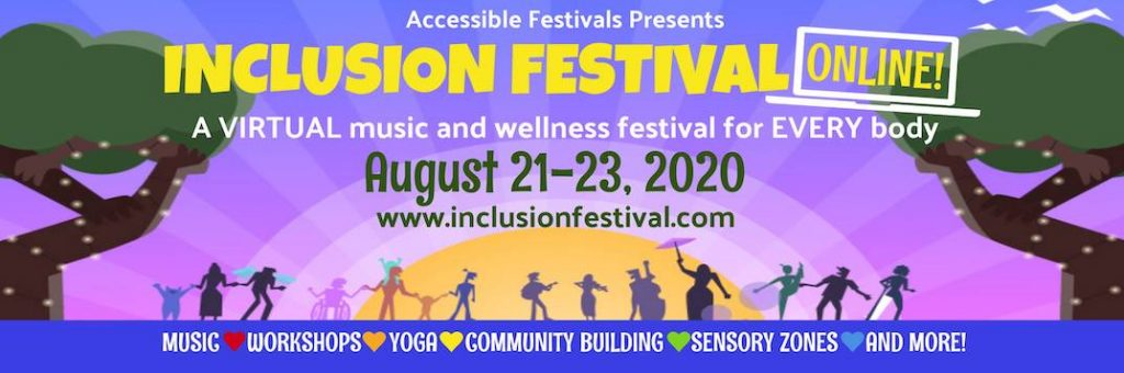Inclusion Festival Online 2020
