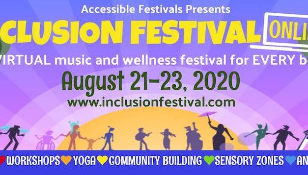 Inclusion Festival 2020 ONLINE