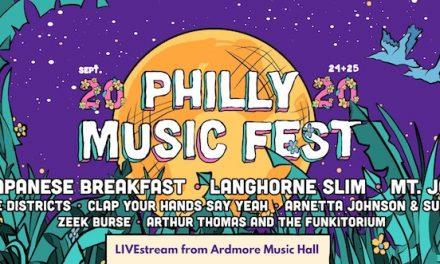 Philly Music Fest:  A Virtual LIVEstream Festival