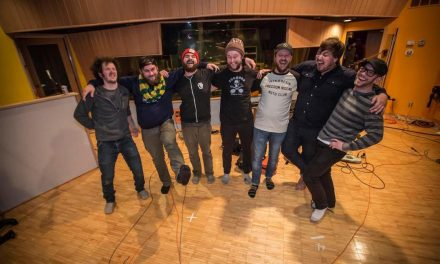 """Producer Chad Staehly On Horseshoes and Hand Grenades: """"Miles In Blue"""" Album"""