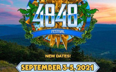 4848 Festival Rescheduled: September 3-5, 2021