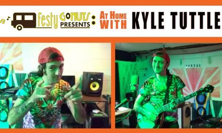 At Home With Kyle Tuttle