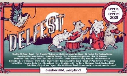 DelFest 2021 Lineup Announcement