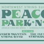 Northwest String Summit Presents: Peacock Park 'N Pick