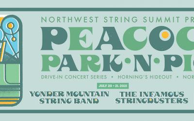 Northwest String Summit Presents: Peacock Park 'N Pick