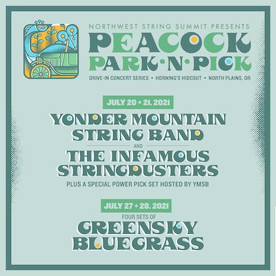 Peacock Park 'n Pick IG
