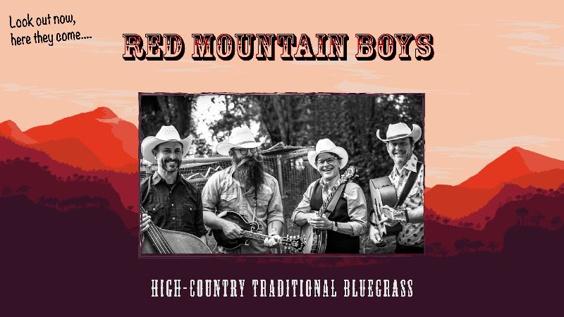 Red Mountain Boys - Look Out!