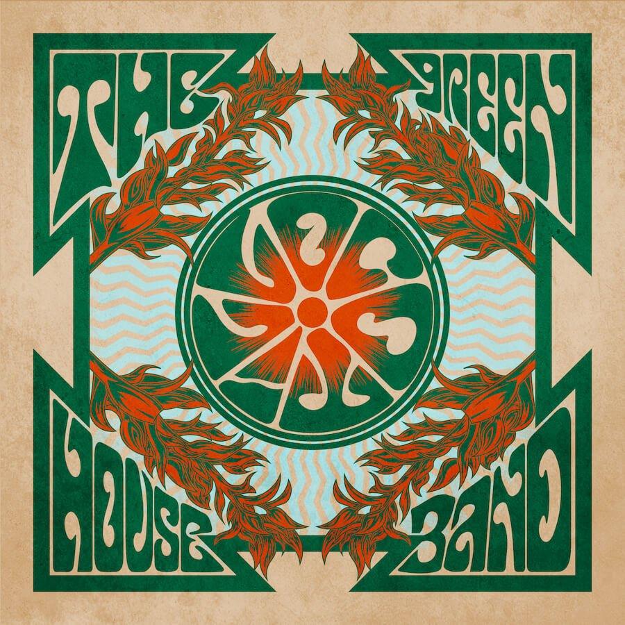 """The Green House Band - """"Octillo"""" Album Cover"""