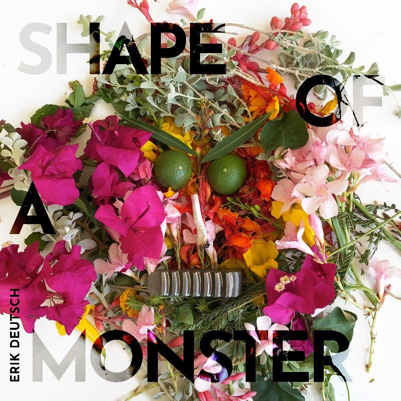 """Erik Deutsch: """"Shape of a Monster"""" cover art"""