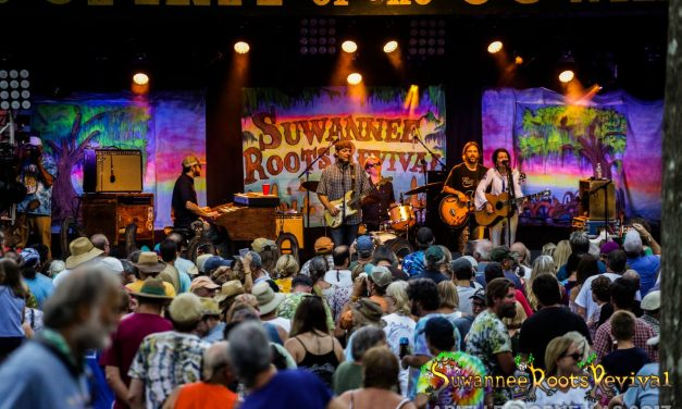Suwannee Roots Revival: Oct 14-17 w/ Sam Bush, Leftover Salmon, The Infamous Stringdusters