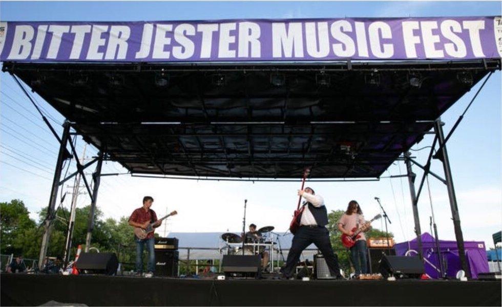 Bitter Jester Music Festival