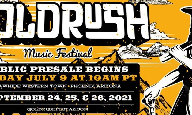 Gold Rush Music Festival Returns for Three Days in September 2021