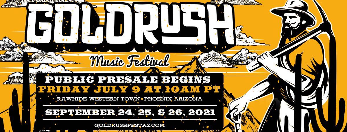 Gold Rush Music Festival 2021