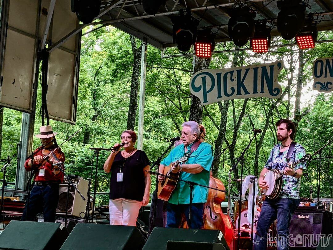 The Dillards: Pickin' on Picknic 2021