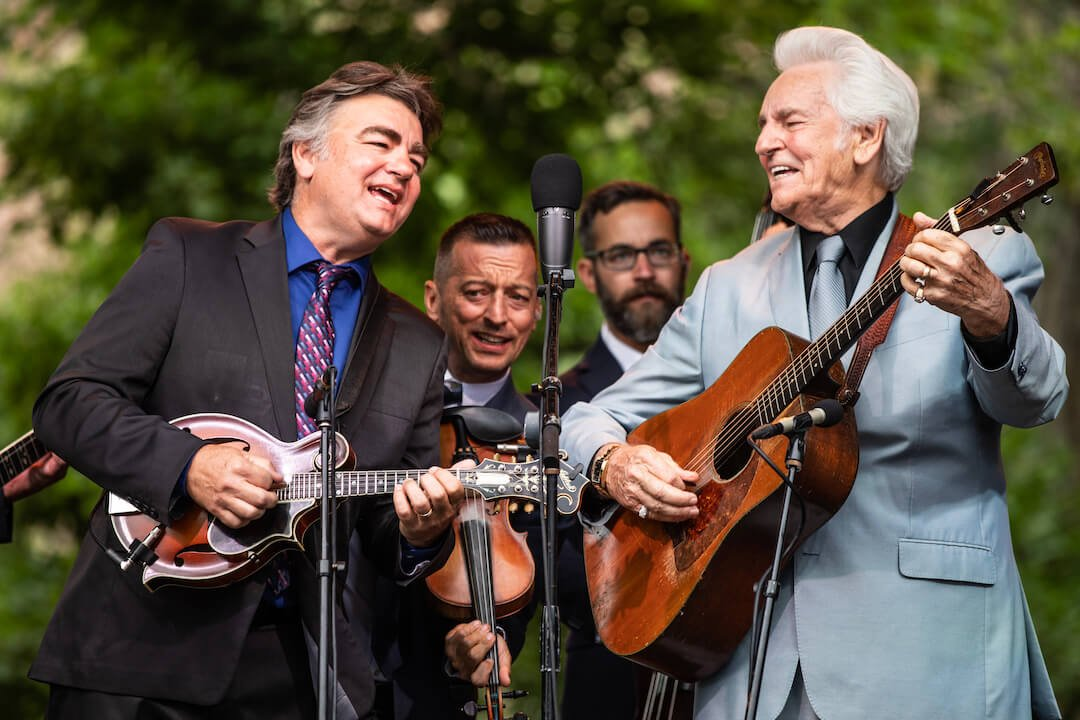 Del McCoury Band | RockyGrass Music Festival 2021 | On the DL Photography