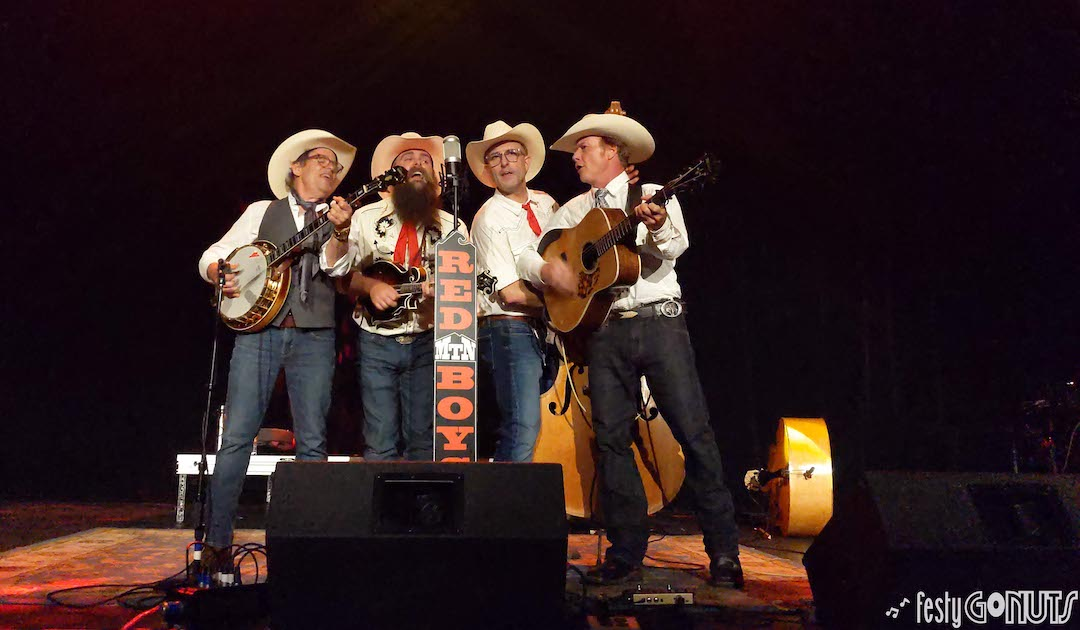 RockyGrass Band Competition: Red Mountain Boys