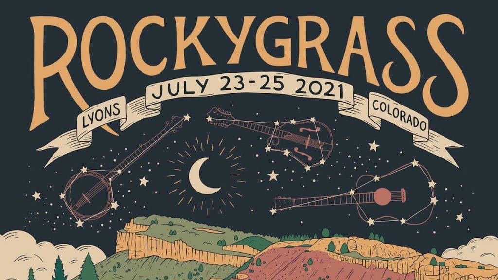 RockyGrass 2021 poster