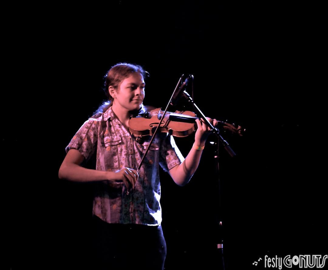 RockyGrass Fiddle Competition: Jackson Earles