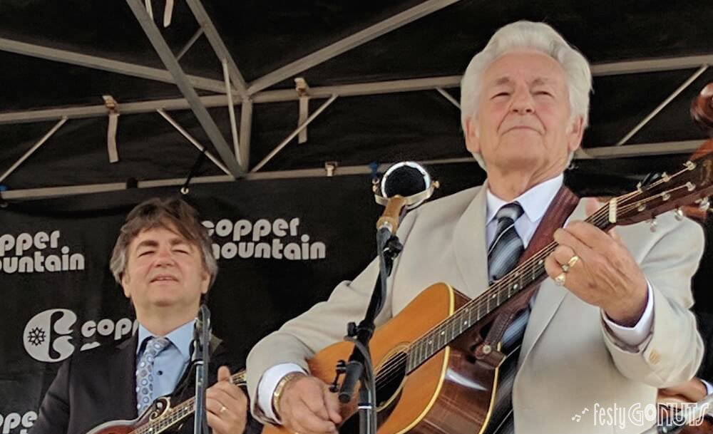 Del McCoury and Ronnie McCoury: IBMA Award Nominees