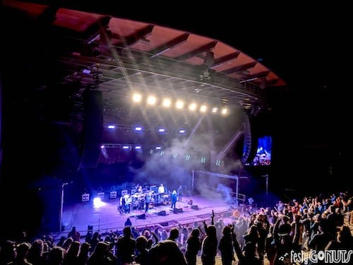 Red Rocks at 25% Capacity with Leftover Salmon