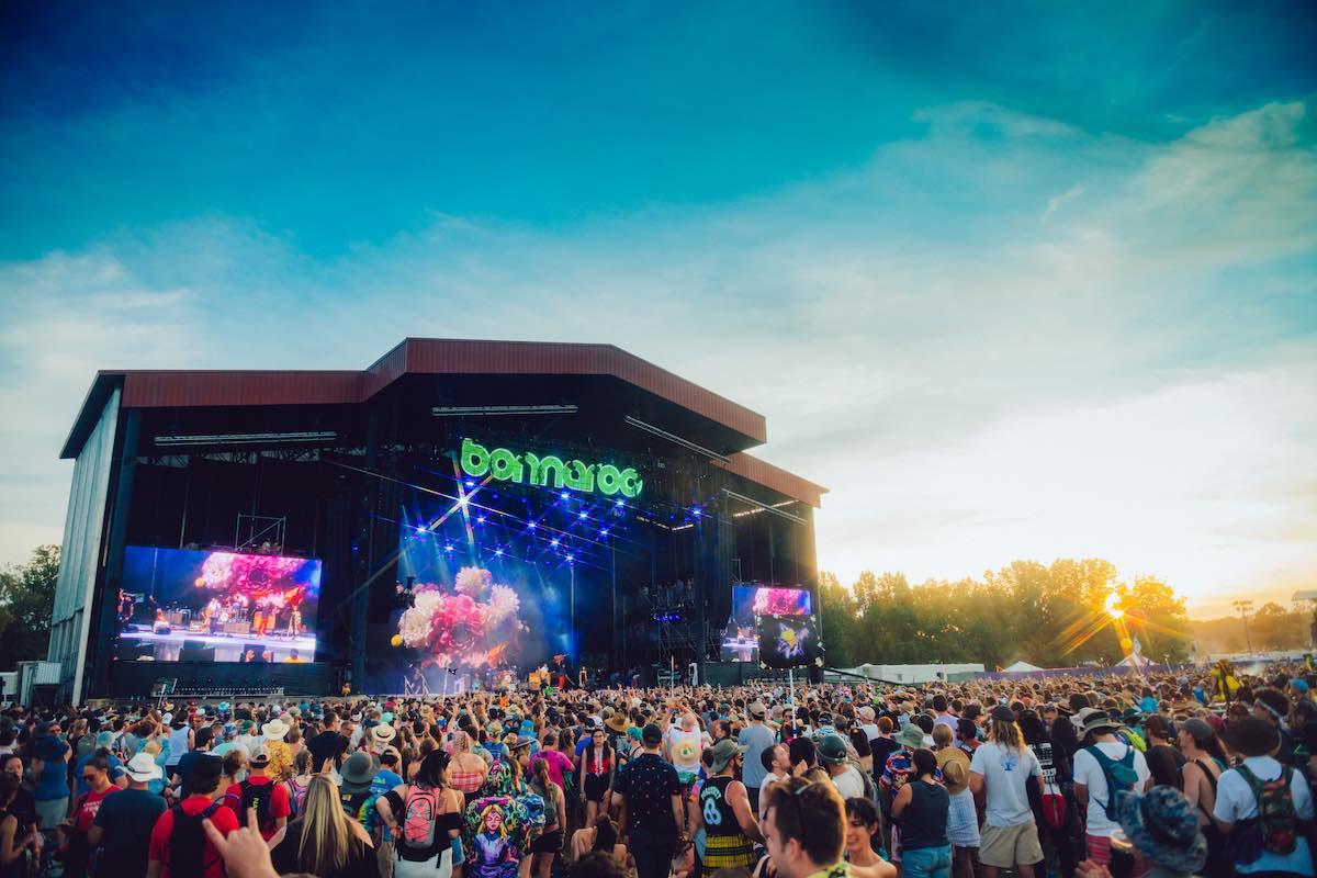 Bonnaroo Music Festival 2021 Daily Schedule
