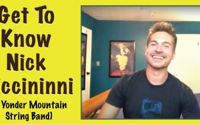 Get to Know Nick Piccininni of Yonder Mountain String Band: VIDEO