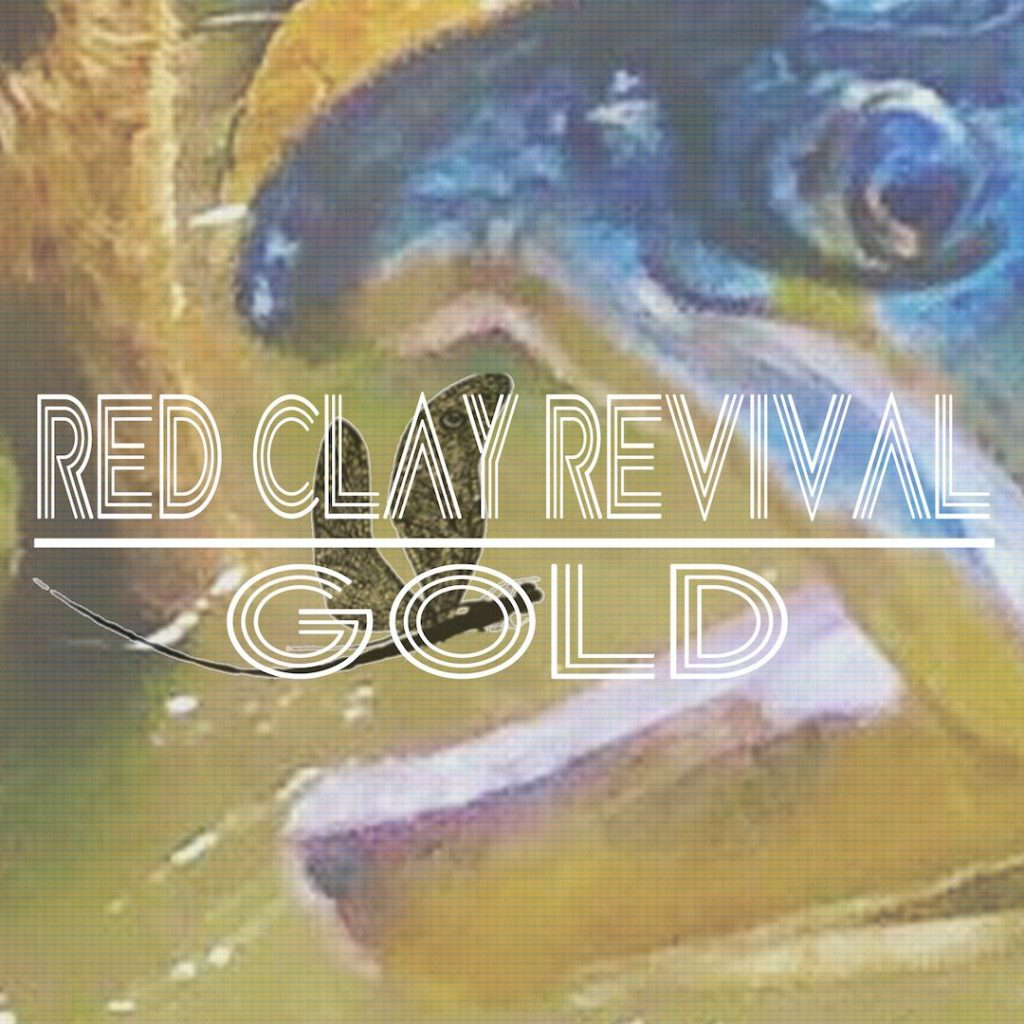 """Red Clay Revival """"Gold"""" single artwork"""